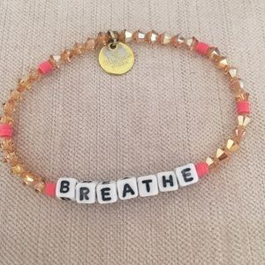 Little Words Project Breathe Bracelet